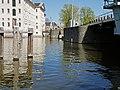 View over the water00-View over the bridge Kattenburgerbrug and the Maritime museum, Amsterdam, photo Fons Heijnsbroek, 2020.jpg