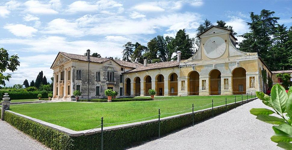 Villa Barbaro Maser barchesse