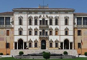Villa Contarini - The main building