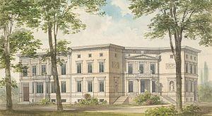 Richard Lucae - Villa Joachim, Berlin