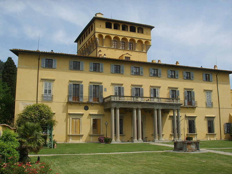 Villa L Olmo Firenze