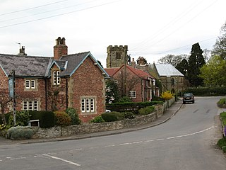 Felixkirk Village and civil parish in North Yorkshire, England