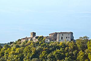 Aragon, Aude - Aragon Village