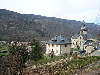 Saint-Jean-de-Couz Commune in Auvergne-Rhône-Alpes, France