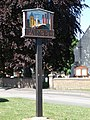 Village sign, Farcet - geograph.org.uk - 1321246.jpg