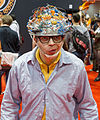 Vince Clortho Keymaster of Gozer searches for the Gatekeeper at C2E2 2013 (8693911267).jpg