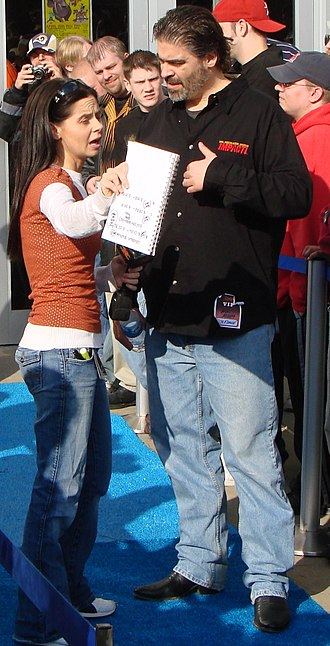 Vince Russo - Russo in 2007