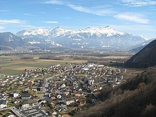 Place in Valais, Switzerland