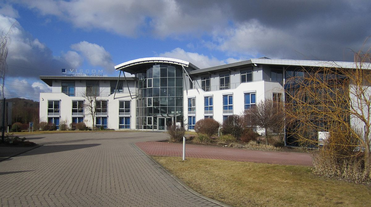 Viscom Ag Hannover