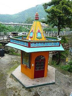 Vishwakarma temple. Mandi