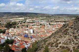Mogente/Moixent Municipality in Valencian Community, Spain