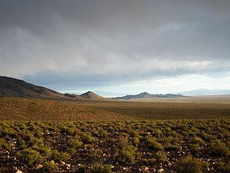 Abdón Castro Tolay - Image: Vista de paisaje cercano al pueblo de Abdón Castro Tolay
