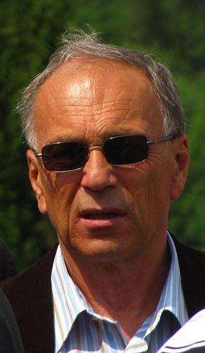 Vladimír Táborský - Image: Vladimír Táborský (2012)