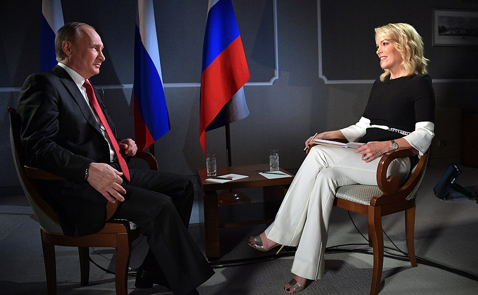 Vladimir Putin and Megyn Kelly 03