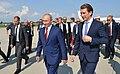 Vladimir Putin at the wedding of Karin Kneissl (2018-08-18) 03.jpg