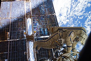 Extravehicular activity Activity done by an astronaut or cosmonaut outside a spacecraft