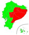 Votos Presidente por Provincia Ecuador 2009.PNG