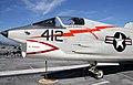 Vought F-8 Crusader 2 (15590325431).jpg
