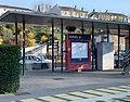 Vue de la gare de Miribel (Ain) depuis le TER - avril 2019.jpg