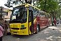 WBSTC Volvo Bus Sauhardya-2 - WB 23 B 9224 - Petrapole - North 24 Parganas 2015-05-29 1324.JPG