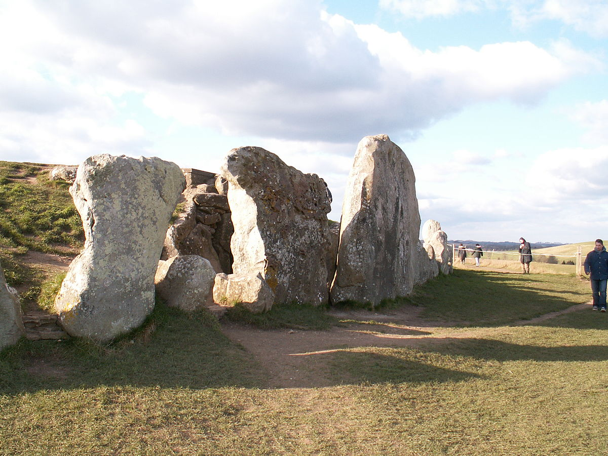 Chambered Long Barrow
