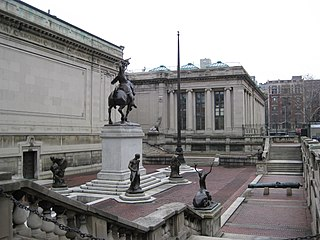 Audubon Terrace United States historic place