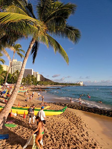 File:Waikiki Beach View.JPG
