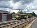 Wakefield MBTA Stop and Wakefield Depot, Wakefield MA.jpg