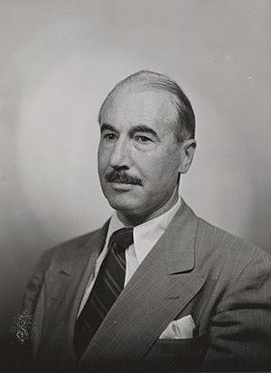 Walter Crocker - Sir Walter Crocker in 1953