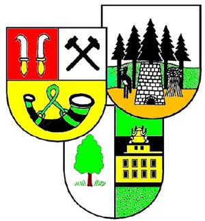 Bahretal - Image: Wappen Bahretal