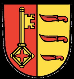 Dischingen - Image: Wappen Dischingen
