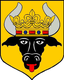 Coat of arms of Krakow am See