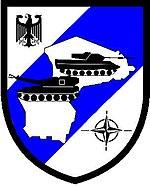 Wappen Truppenübungsplatz Munster