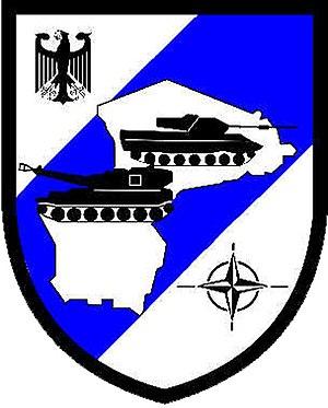 Munster Training Area - Munster Training Area emblem