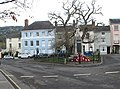 War Memorial, St. James' Square, Monmouth - geograph.org.uk - 618242.jpg
