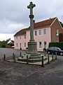 War Memorial, Waldron - geograph.org.uk - 267556.jpg
