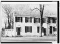 Washington Street Area Survey, 411 South Washington Street (Row House), Alexandria, Independent City, VA HABS VA,7-ALEX,107-1.tif