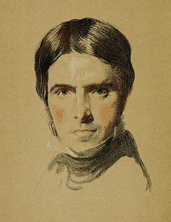 Watercolor sketch of Thomas Carlyle, age 46, by Samuel Laurence Water-colour Sketch of Thomas Carlyle.jpg