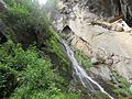 Water fall at Paro Taktsang 02.jpg