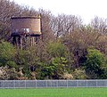 Water tower at Nelson works, Stockton - geograph.org.uk - 1259719.jpg