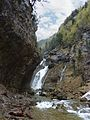 Waterfall in the Ordesa Gorge - The Big One - panoramio.jpg