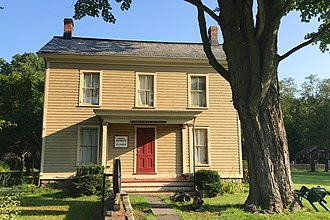 Waterloo Village, New Jersey - Canal Museum, Canal Society of New Jersey, 2018