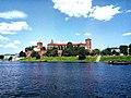 Wawel Castle Vistula.jpg