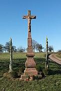 Wayside cross Eberbach (Fr).jpg