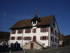 Weiningen - Castle Weiningen