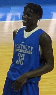 South Sudanese basketball player
