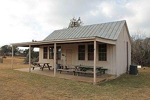 Wrede School (Gillespie County, Texas) - Image: Werde 1