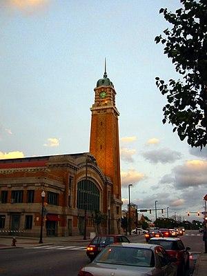 Ohio City, Cleveland - The West Side Market