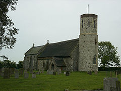 Kirche West Somerton St Mary