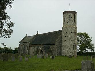 Somerton, Norfolk - Image: West Somerton g 2